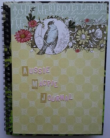 Aussie Magpie Journal