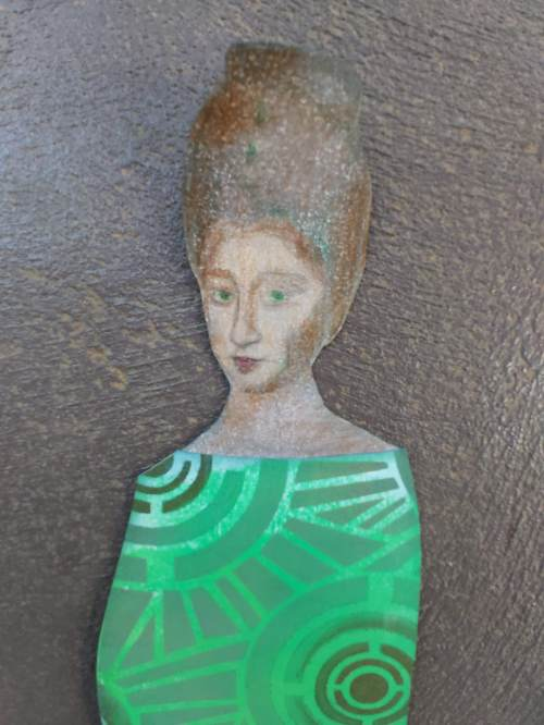 Green Doll 2