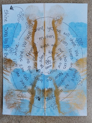 Amazing Mail ART:Journaling on your Art PC