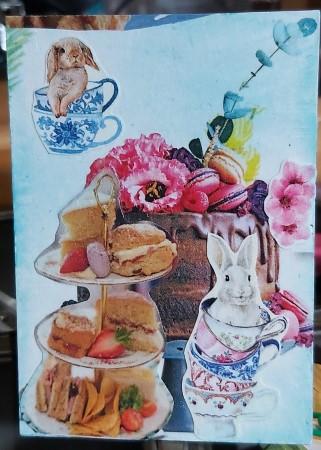 Happy Mail Heaven: Tea Time Happy Mail - July 2020