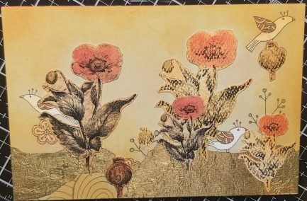 Amazing Mail ART: With One Image - January 2021