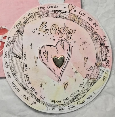 Amazing Mail ART: What's your Word - April  2021
